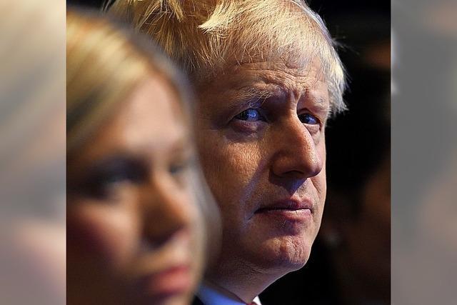 Die Torys bleiben dabei: Nichts wie raus
