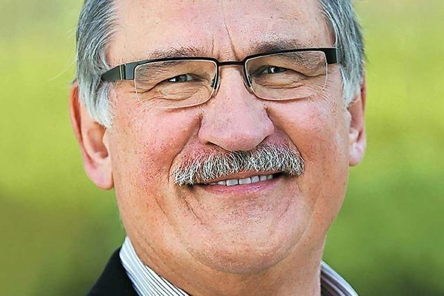 Der Binzener Ehrenbürger Ulrich May wird heute 75 Jahre alt
