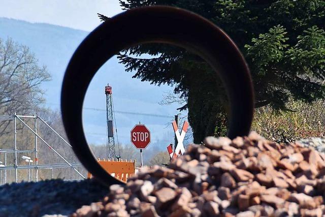 Ausbau der Elztalbahn startet im März – Bauarbeiten sollen 7 Monate dauern
