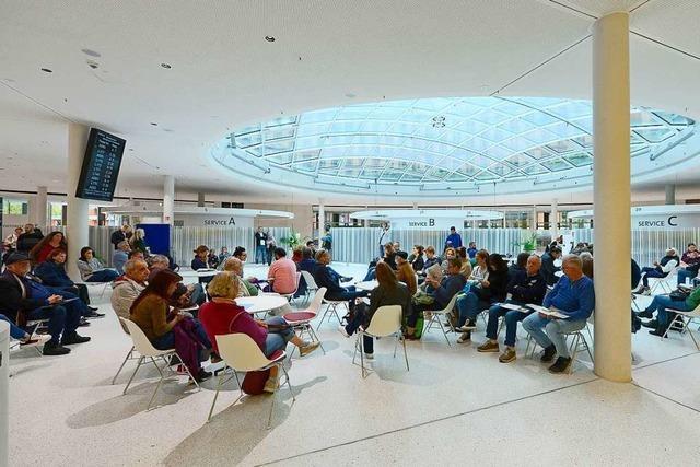 Nur noch mit Termin: Freiburgs Bürgerservice will Wartezeiten abschaffen