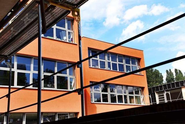 Sanierung der Schule in Freiburg-Weingarten wird doppelt so teuer wie geplant