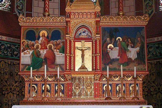 Diebe stahlen mit den Heiligenbildern aus Löffingen auch Reliquien aus Rom