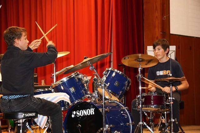 Breisacher Nachwuchs-Jazzer begeistern mit Improvisationstalent und guter Laune