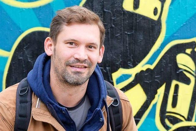 Warum 60 Graffiti-Künstler ab Donnerstag in Landwasser sprühen