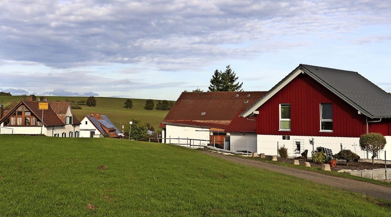 In Hausen vor Wald soll vom Ortsausgan...oll in mehreren Abschnitten erfolgen.     Foto: Wursthorn, Jens