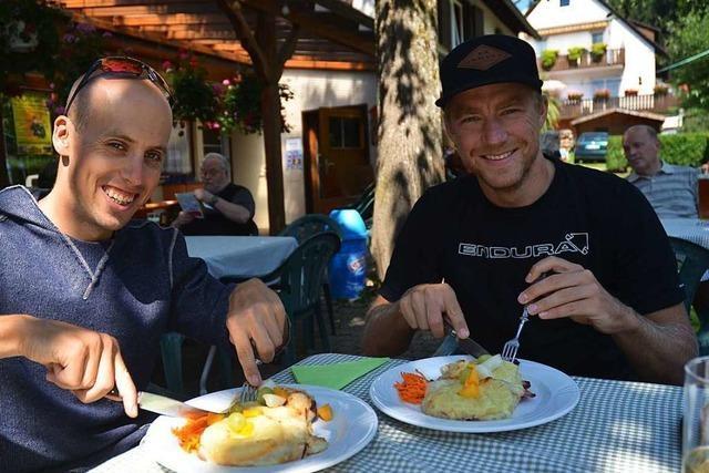 Wie Nils Frommhold und Andreas Böcherer ihren Triathlon-Job mit der Familie vereinbaren