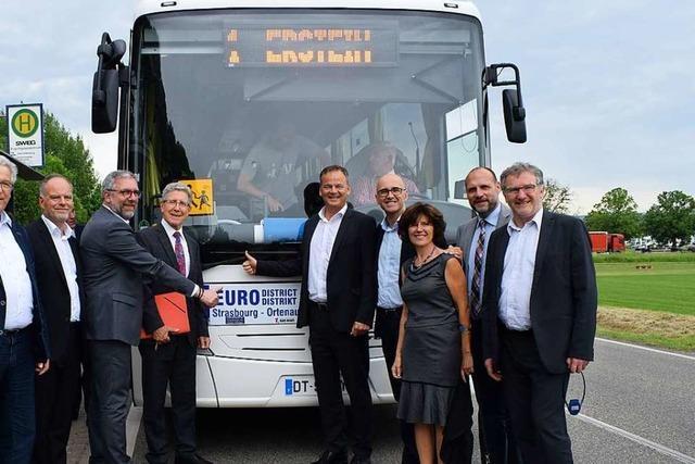 Öffentliche Buslinie kommt jetzt doch schon im Herbst 2020
