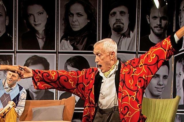 Bühnenstars ewig jung: Die Schönen im Freiburger E-Werk