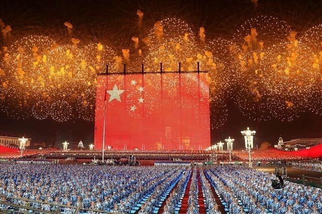 Wie die Kommunistische Partei China den Wohlstand gebracht hat