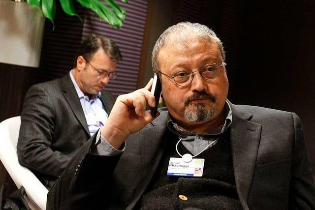 Ein Jahr nach dem Fall Khashoggi: Mord im Auftrag des Staates und auf offener Bühne