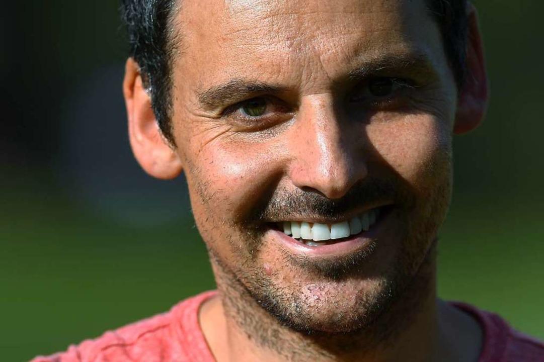Bonndorfs Trainer Björn Schlageter  | Foto: Wolfgang Scheu