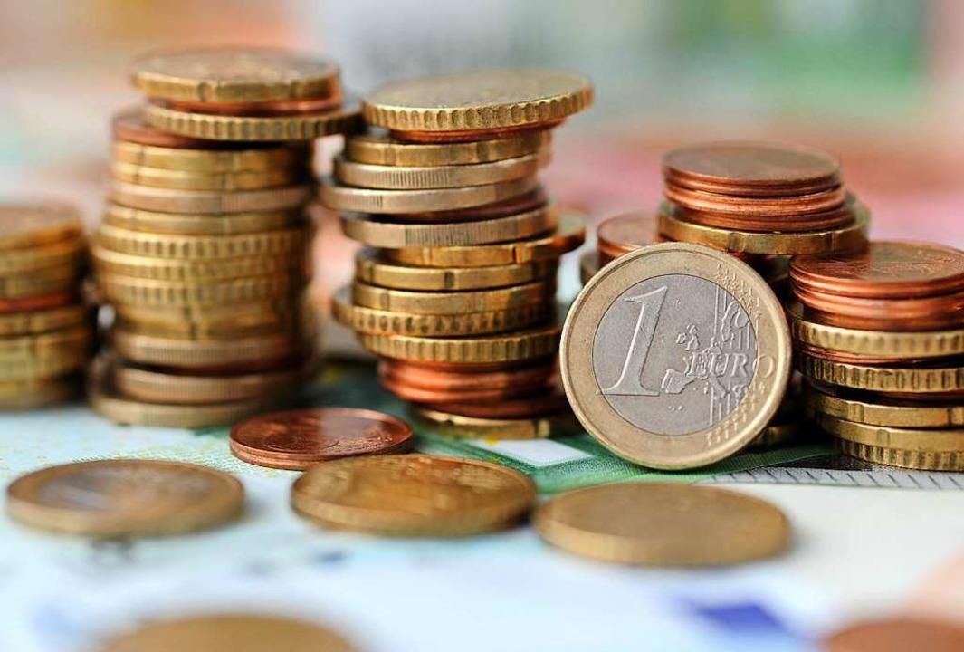 Mehrere Hundert Euro sollen in der Spe...len wurde,  gewesen sein (Symbolbild).    Foto: Tobias Hase