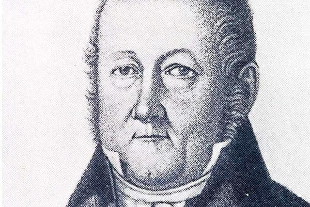 Jakob Friedrich Eisenlohr war der erste Pfarrer der Ludwigsgemeinde