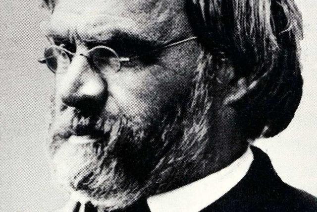 Der Mediziner Alexander Ecker setzte sich unermüdlich für die Anatomie ein