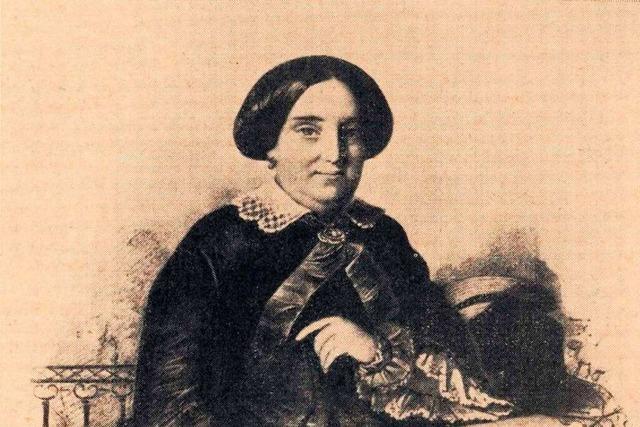 Die Gräfin Antonia Gertrudis ließ das Colombischlössle bauen