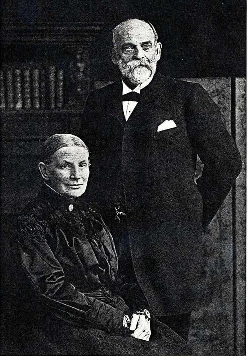Maria und Ferdinand L. Fischer  | Foto: repro