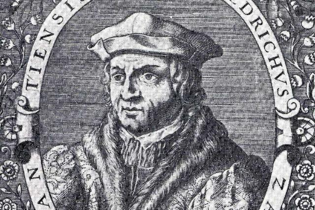Ulrich Zasius war Stadtschreiber, Humanist und einer der größten Rechtsgelehrten seiner Zeit