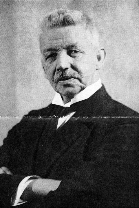Ludwig Aschoff  | Foto: Privat