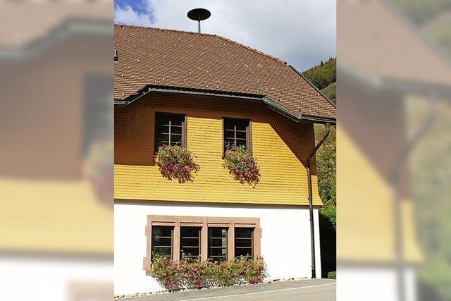 Solaranlage aufs Gemeindehaus