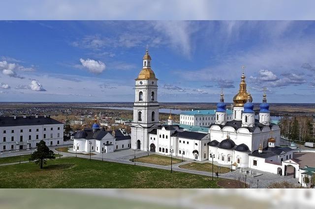 Jost Meyen referiert über seine Sibirienreise in Müllheim