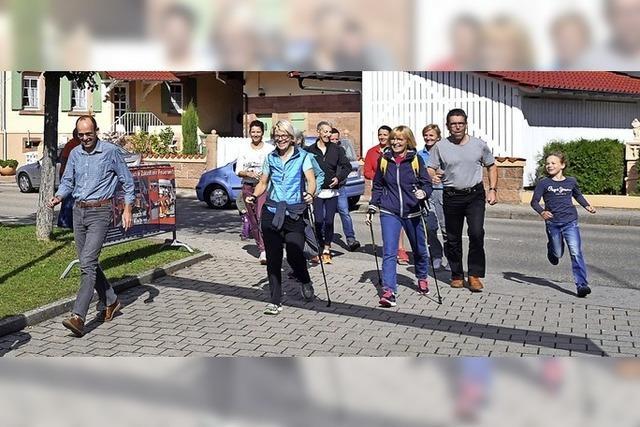 Majoratslauf in Diersburg