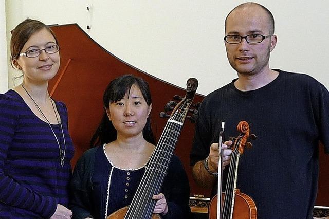 Ensemble Fluentem zu Gast in Sulzburg