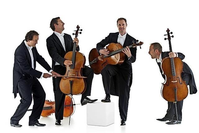 Quattrocelli spielen abseits des musikalischen Mainstreams