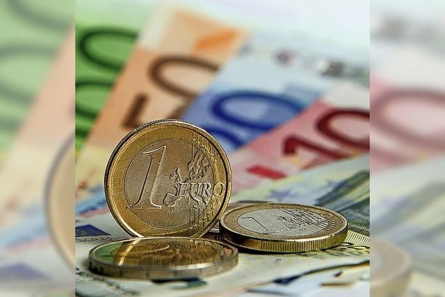 2,4 Millionen Euro über Plan