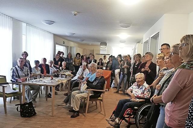 Interesse an Demenz-WG