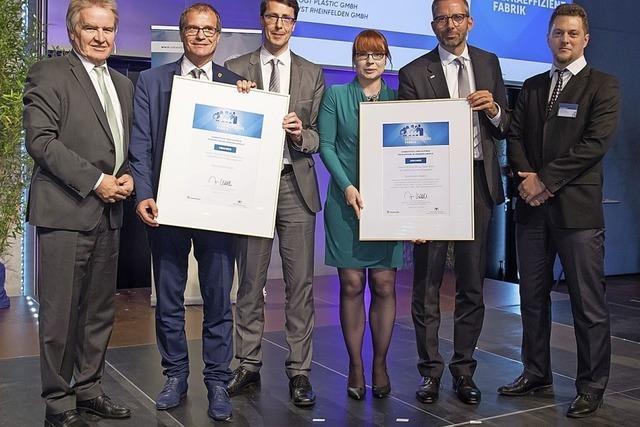 Evonik und Stadt gewinnen Ultraeffizienz-Wettbewerb