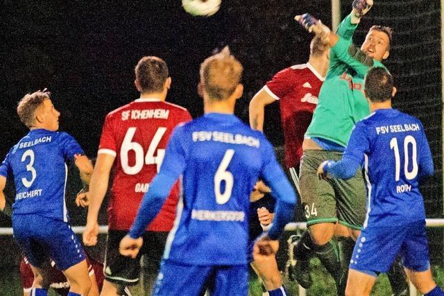 Sportfreunde Ichenheim im Halbfinale
