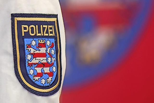 Thüringer Polizisten in Haft