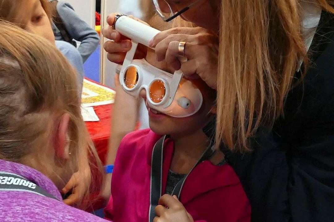 Spannende Erkenntnisse durch die Brille   | Foto: Europa-Park