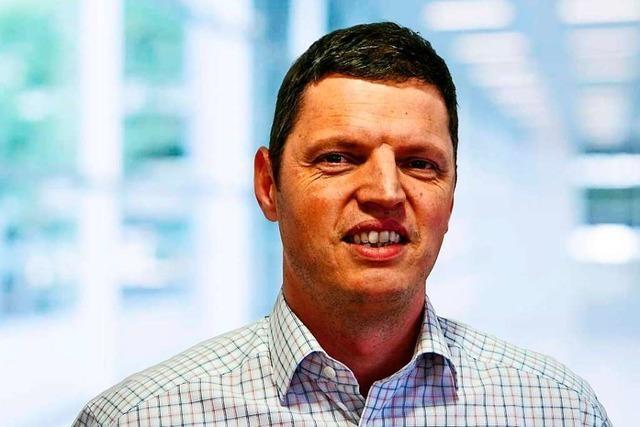Achim Zentner führt eine Traditionsfirma in die Zukunft: