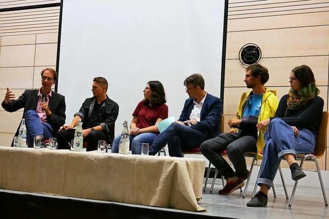 Fast 240 Zuhörer bei Murger Zukunftsgespräch