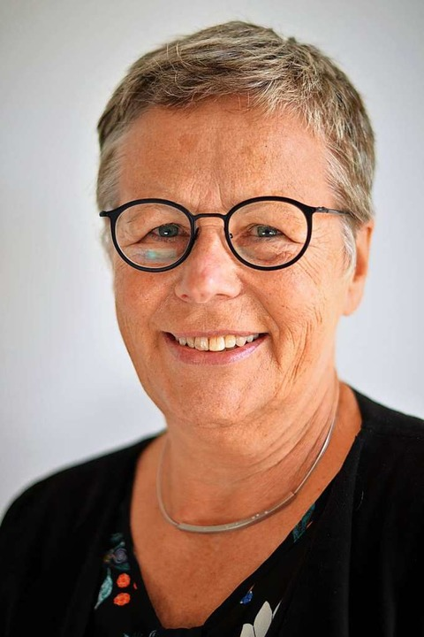 Ursula Lemmertz ist Projektleiterin bei der Kontaktstelle Frau und Beruf.  | Foto: Kathrin Blum