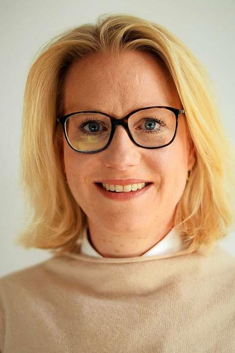 Sophie Bender leitet das Freiburger Unternehmen Historia.  | Foto: Kathrin Blum