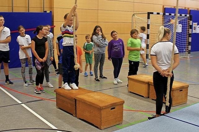 Gewichtheber gewinnen junge Mitglieder