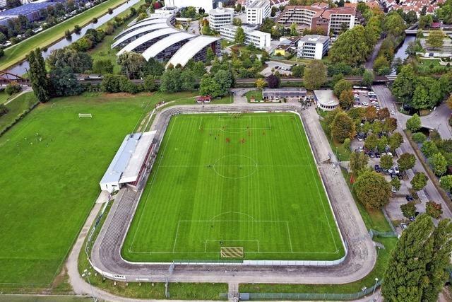 Kinzigpark statt Karl-Heitz-Stadion