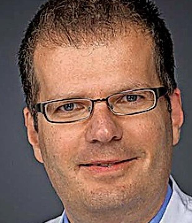 Christian Blahak  | Foto: Klinikum Lahr