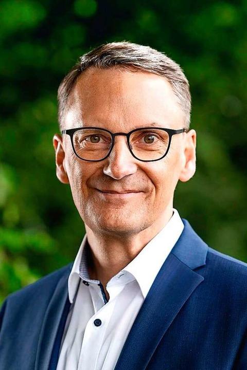 Markus Ibert will Oberbürgermeister werden.  | Foto: privat