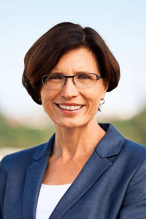 Christine Buchheit will Oberbürgermeisterin werden.  | Foto: Michael Farkas