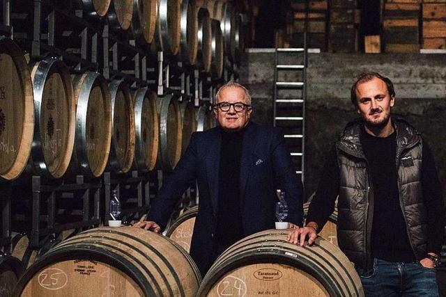 Das Weingut Franz Keller hat die beste Rotwein-Kollektion