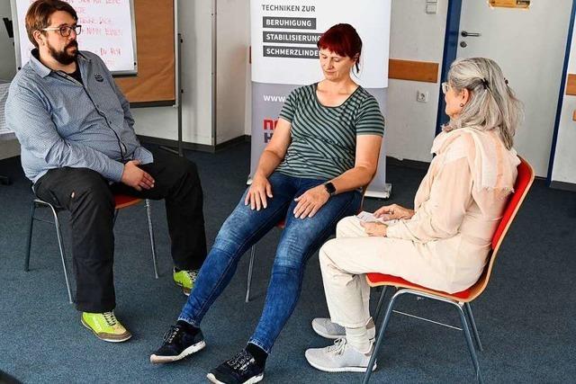 Hypnose soll Notfallpatienten helfen