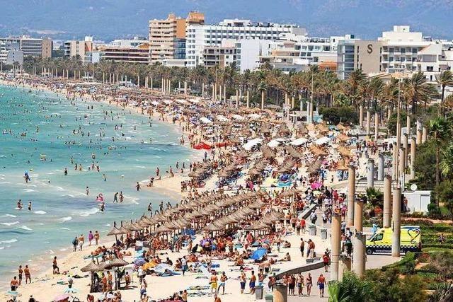 Tourismusländer leiden unter Pleite