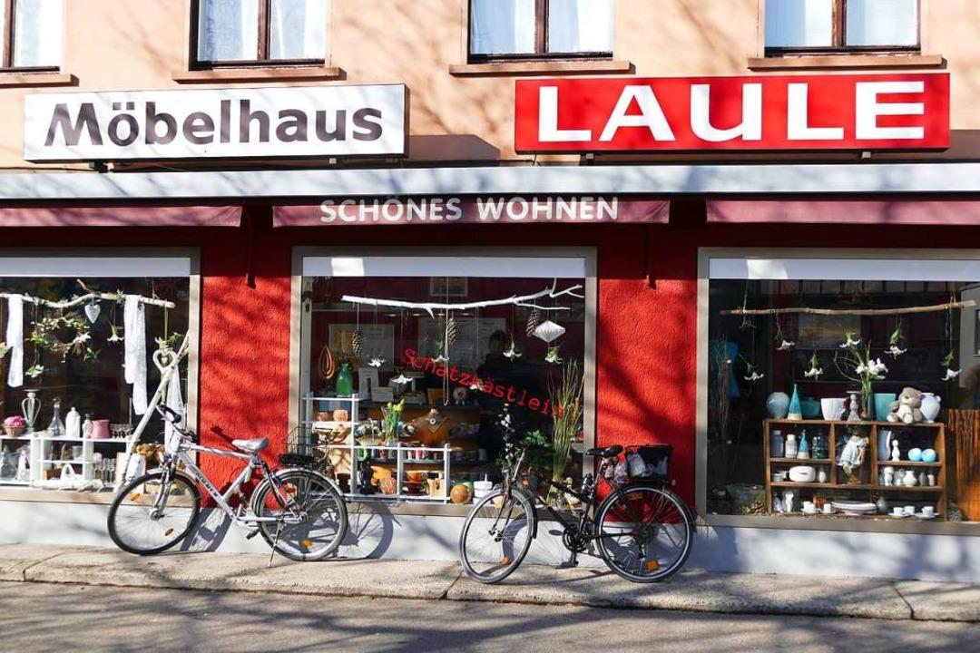 Das Schatzkästlein in Rheinfelden ist ...ment Probleme mit einem Wasserschaden.  | Foto: Elena Borchers