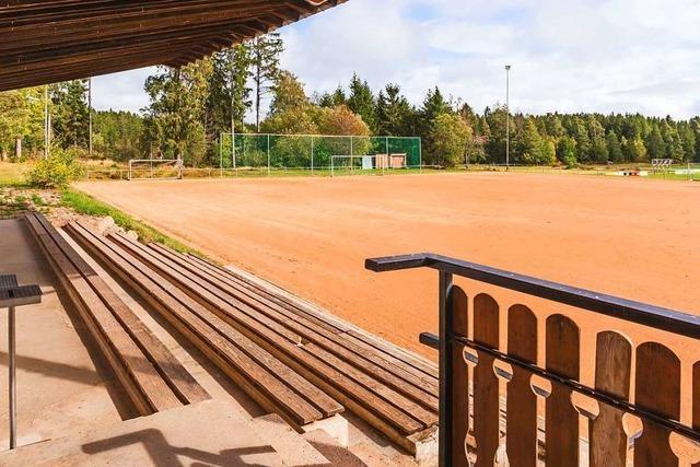 Darum ersetzt der SV Grafenhausen seinen Hartplatz durch einen Kunstrasenplatz