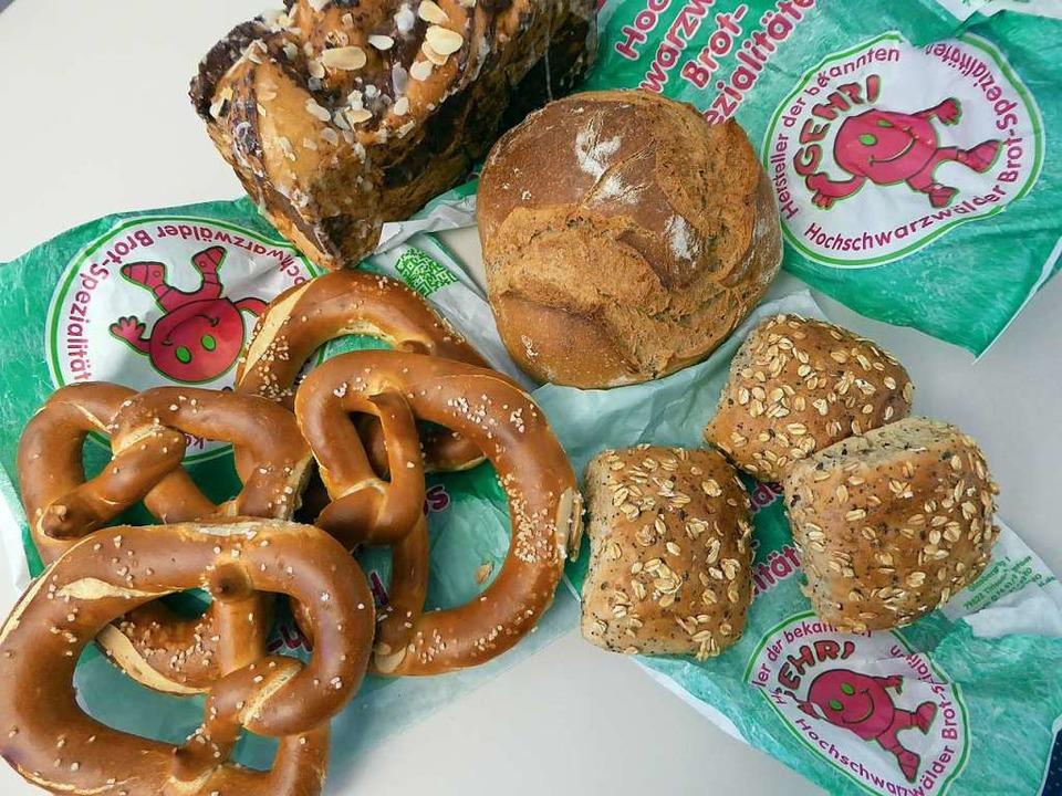 Backwaren der Bäckerei Gehri (Archivbild)  | Foto: Peter Stellmach