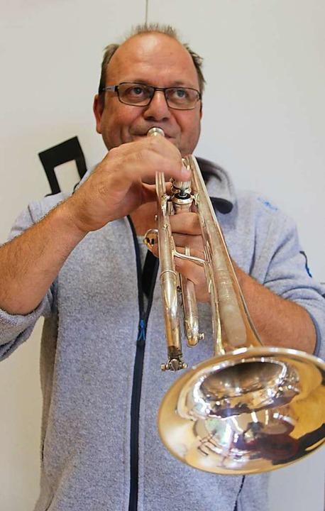 Dominik Ulrich, Musikschule im Breisgau  | Foto: Horst David