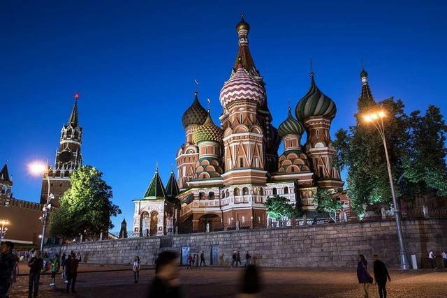 Die Russen trinken weniger Wodka als viele denken